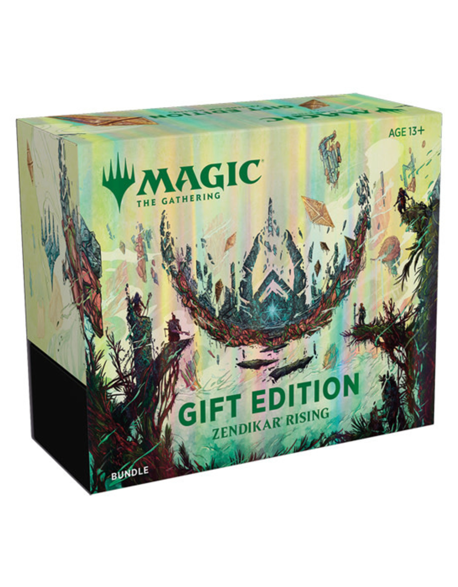 Magic: The Gathering Magic: The Gathering - Zendikar Rising - Bundle - Gift Edition