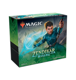 Magic: The Gathering Magic: The Gathering - Zendikar Rising - Bundle