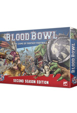 Games Workshop Warhammer: Blood Bowl - Second Season Edition