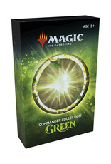 Magic: The Gathering Magic: The Gathering - Commander Collection - Green