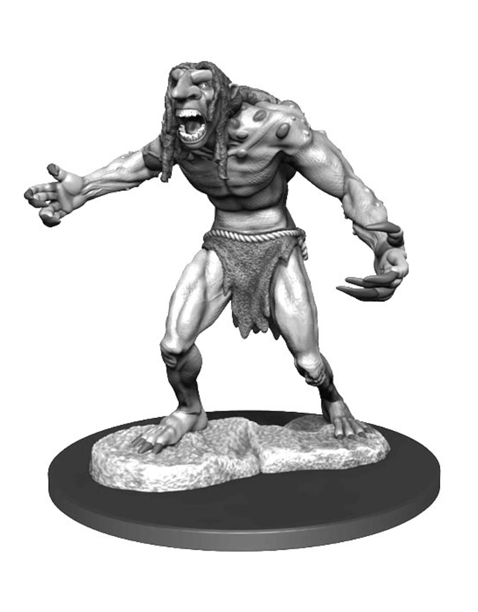 Dungeons & Dragons Dungeons & Dragons: Nolzur's - Raging Troll