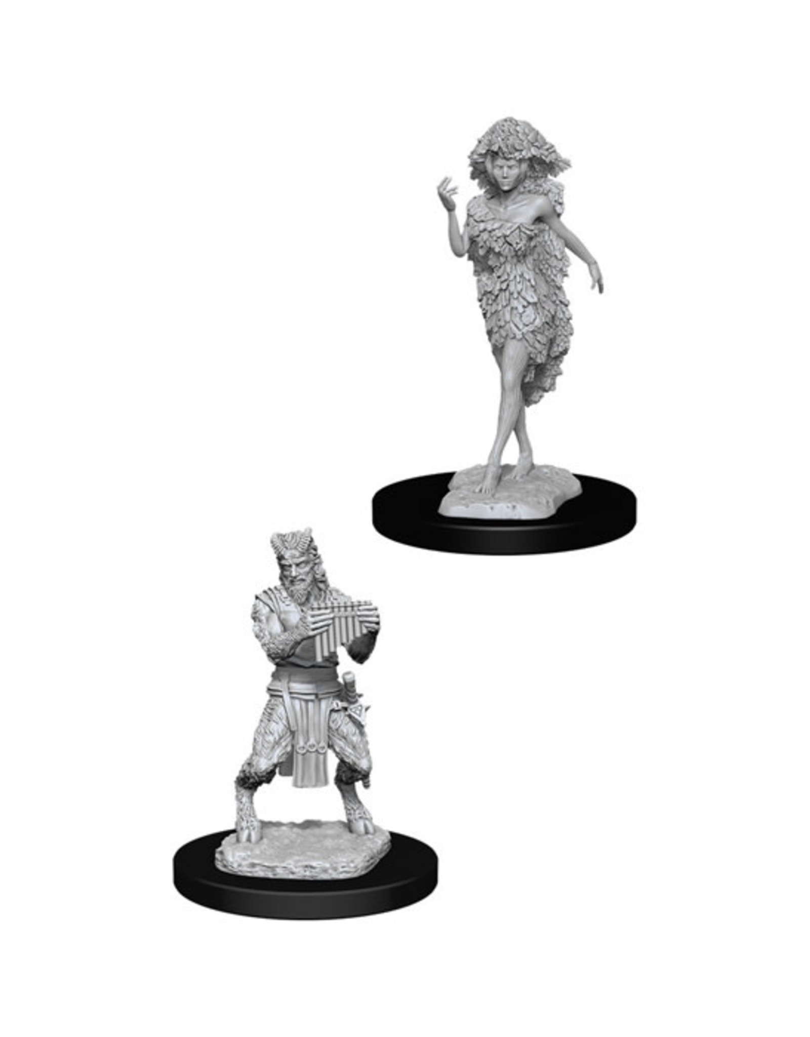 Dungeons & Dragons Dungeons & Dragons: Nolzur's - Satyr & Dryad