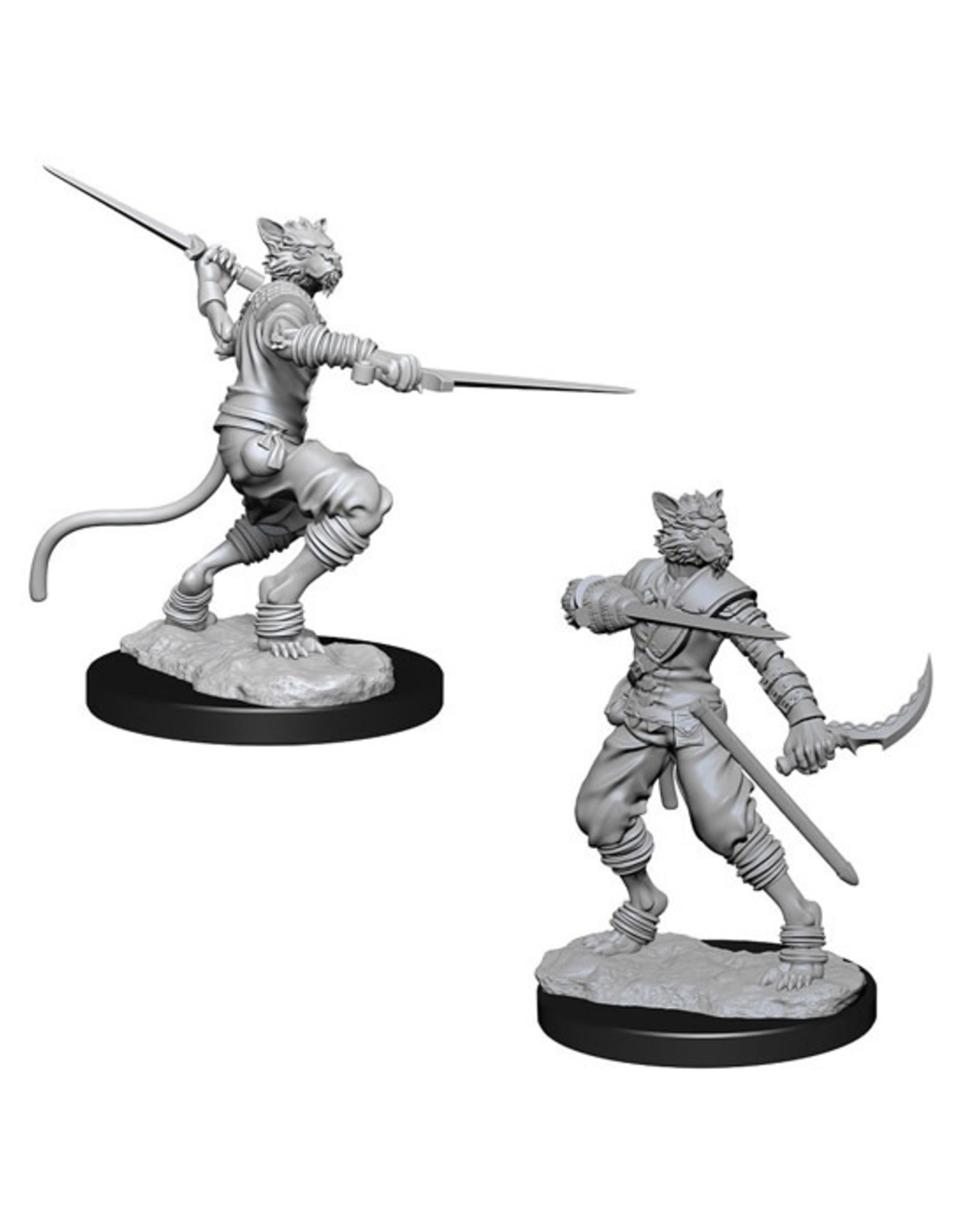 Dungeons & Dragons Dungeons & Dragons: Nolzur's - Tabaxi Male Rogue