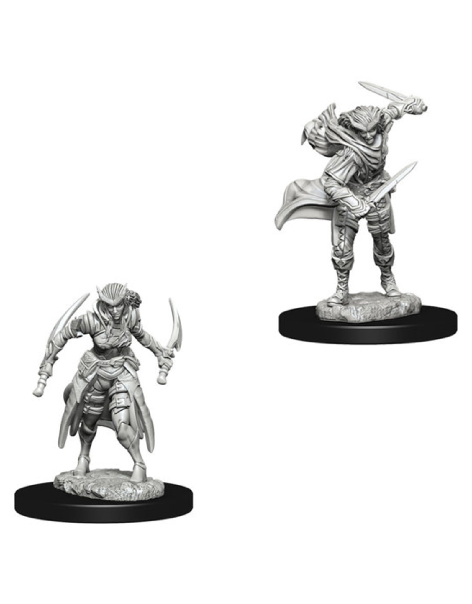Dungeons & Dragons Dungeons & Dragons: Nolzur's - Tiefling Female Rogue
