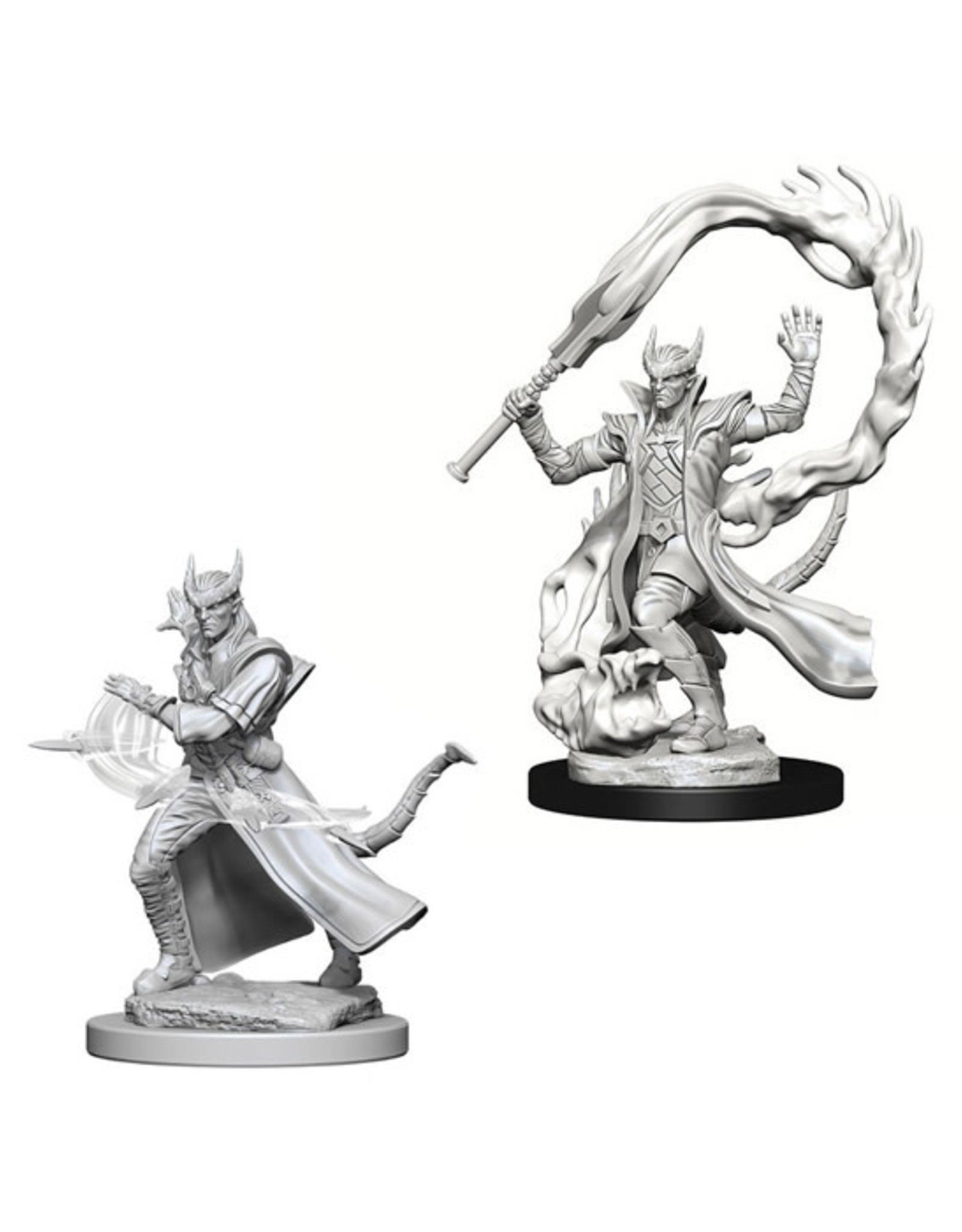 Dungeons & Dragons Dungeons & Dragons: Nolzur's - Tiefling Male Sorceror