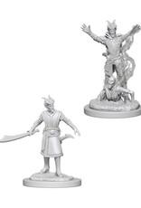 Dungeons & Dragons Dungeons & Dragons: Nolzur's - Tiefling Male Warlock
