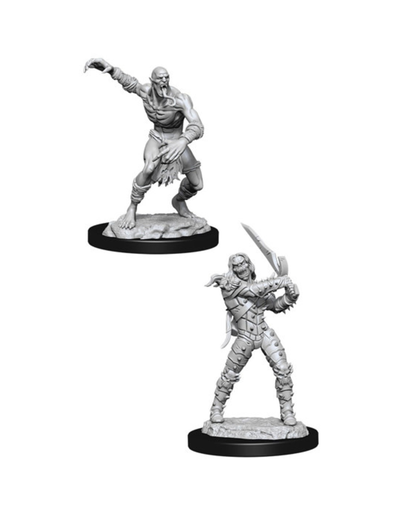 Dungeons & Dragons Dungeons & Dragons: Nolzur's - Wight & Ghast