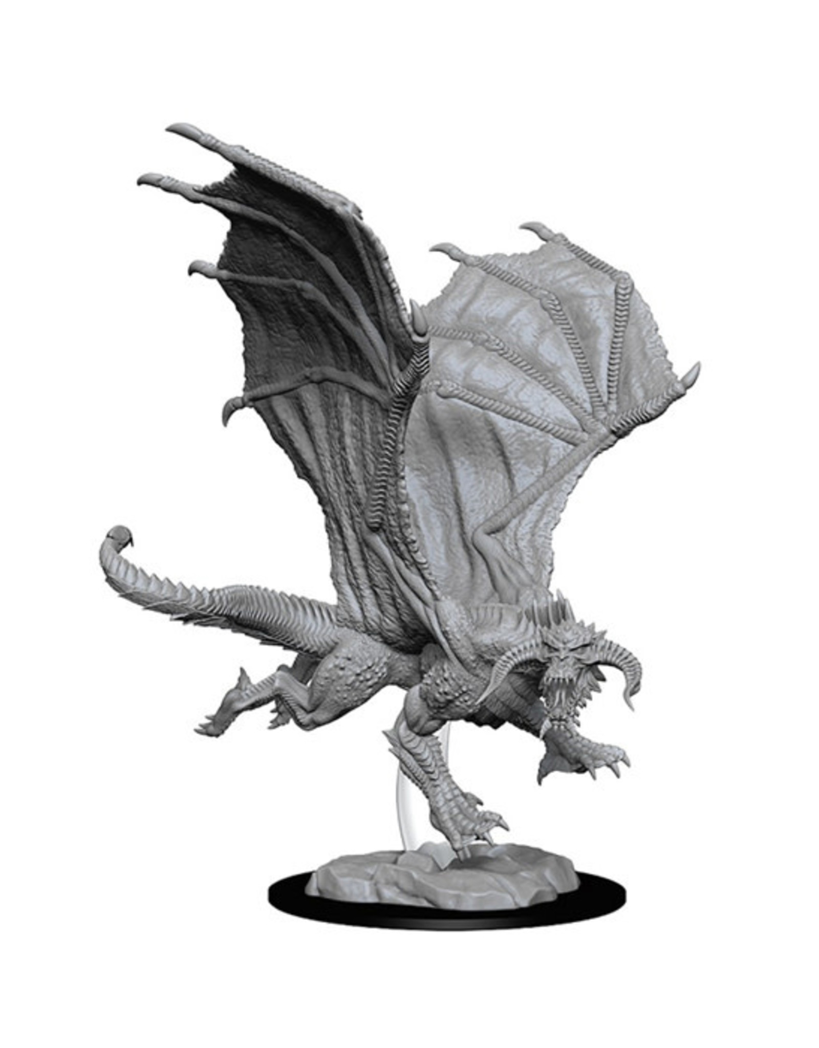 Dungeons & Dragons Dungeons & Dragons: Nolzur's - Young Black Dragon