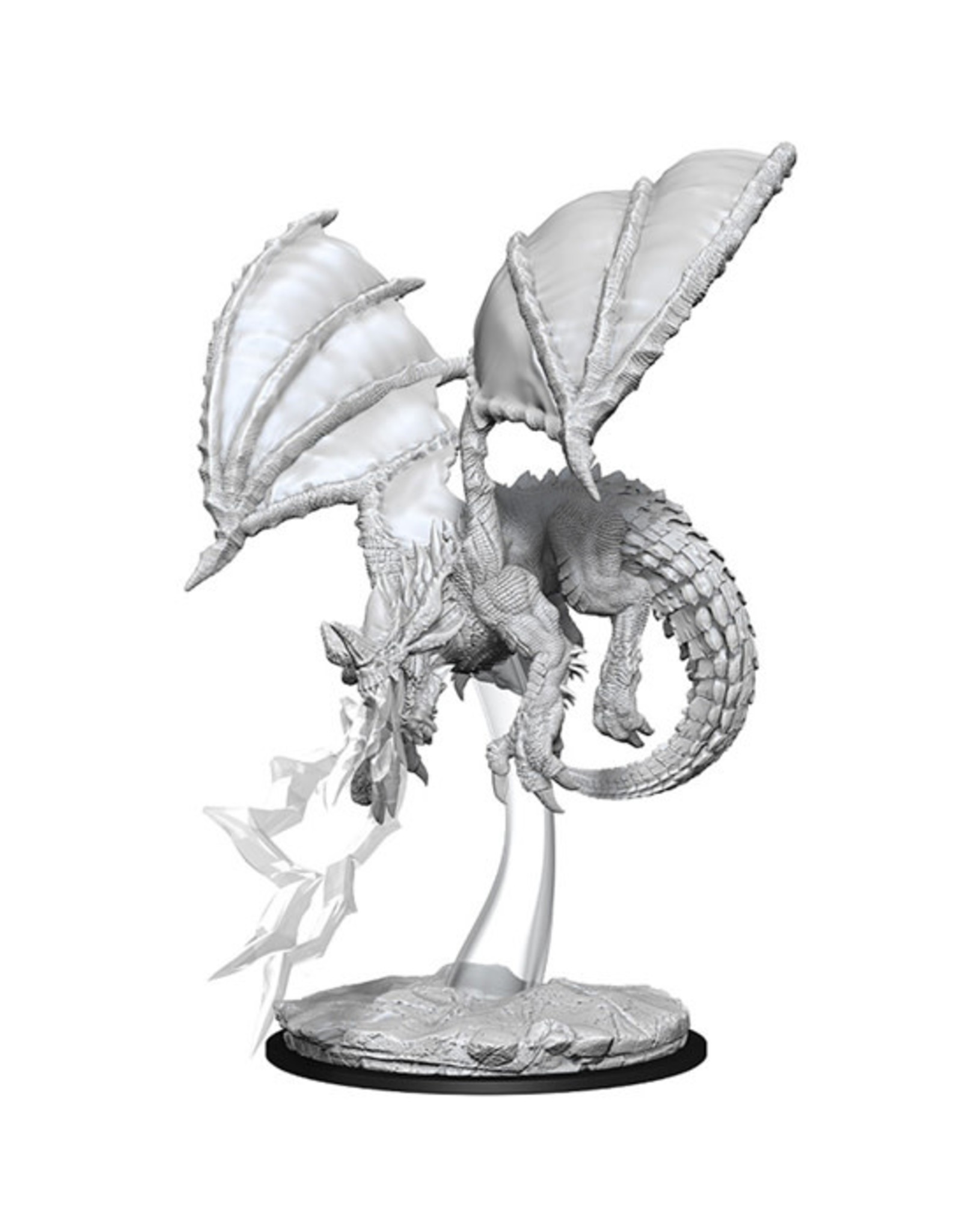 Dungeons & Dragons Dungeons & Dragons: Nolzur's - Young Blue Dragon