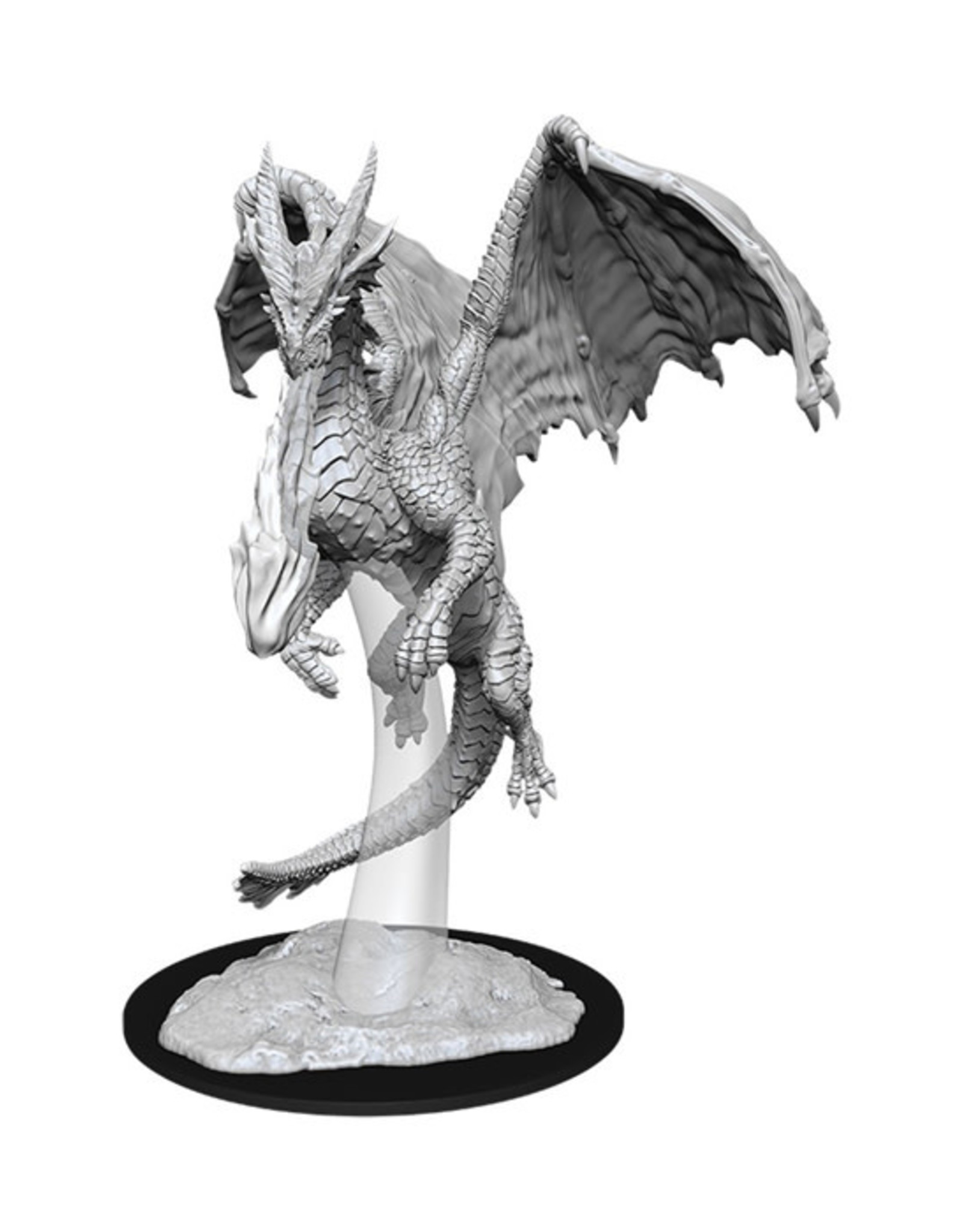 Dungeons & Dragons Dungeons & Dragons: Nolzur's - Young Red Dragon