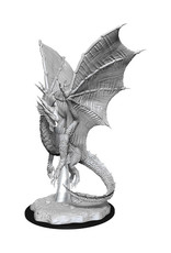 Dungeons & Dragons Dungeons & Dragons: Nolzur's - Young Silver Dragon