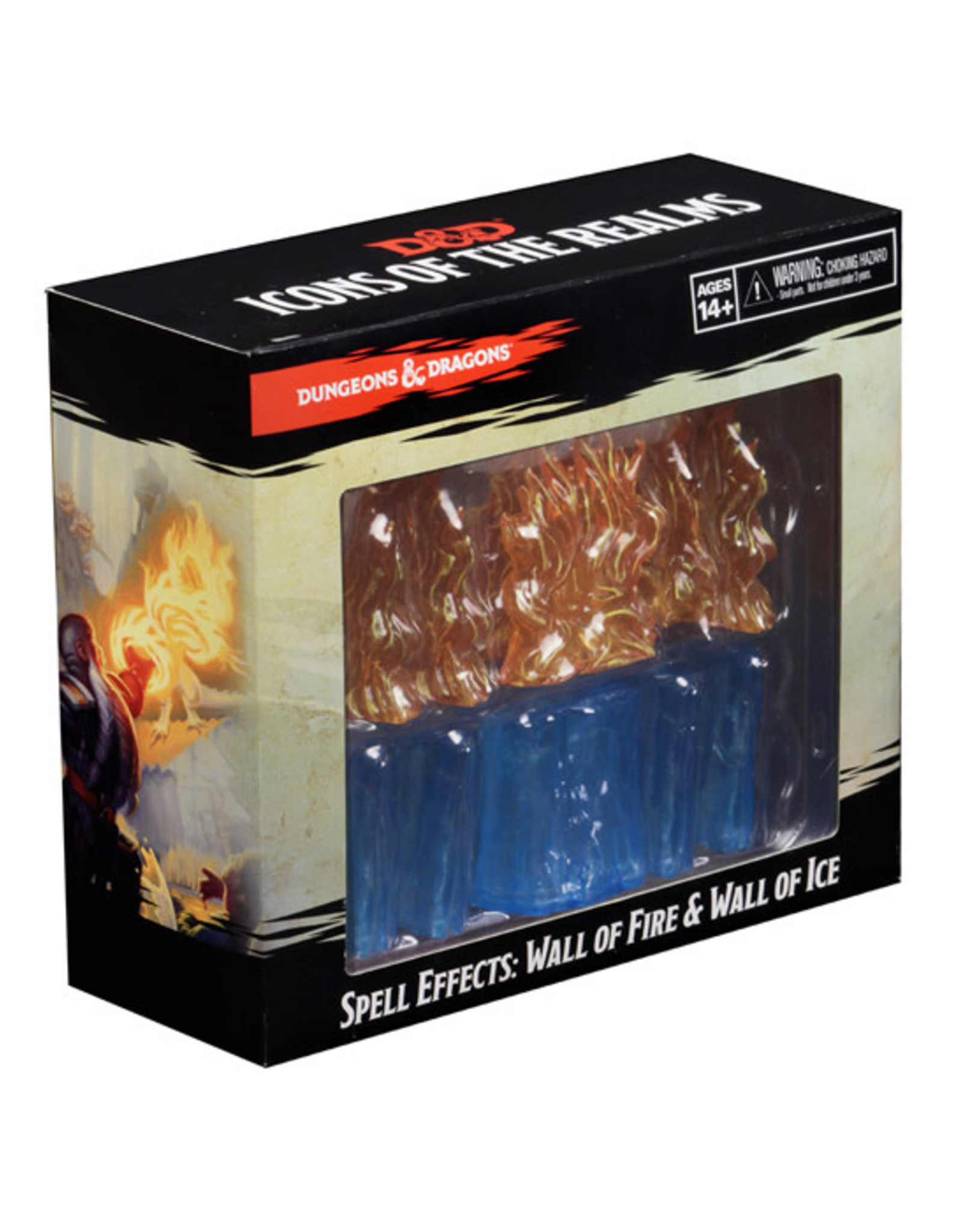 Dungeons & Dragons Dungeons & Dragons: Spell Effects - Wall of Fire & Wall of Ice