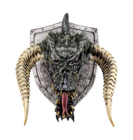 Dungeons & Dragons Dungeons & Dragons: Trophy Plaque - Black Dragon