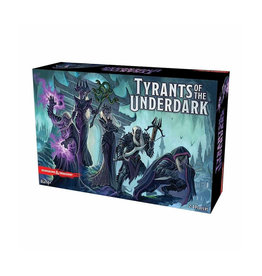 Dungeons & Dragons Dungeons & Dragons: Tyrants of the Underdark - Board Game