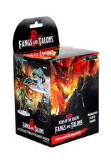 Dungeons & Dragons Dungeons & Dragons: Icons of the Realms - Fangs and Talons - Booster Pack
