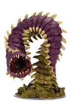 Dungeons & Dragons Dungeons & Dragons: Icons of the Realms - Fangs & Talons - Purple Worm Premium Set