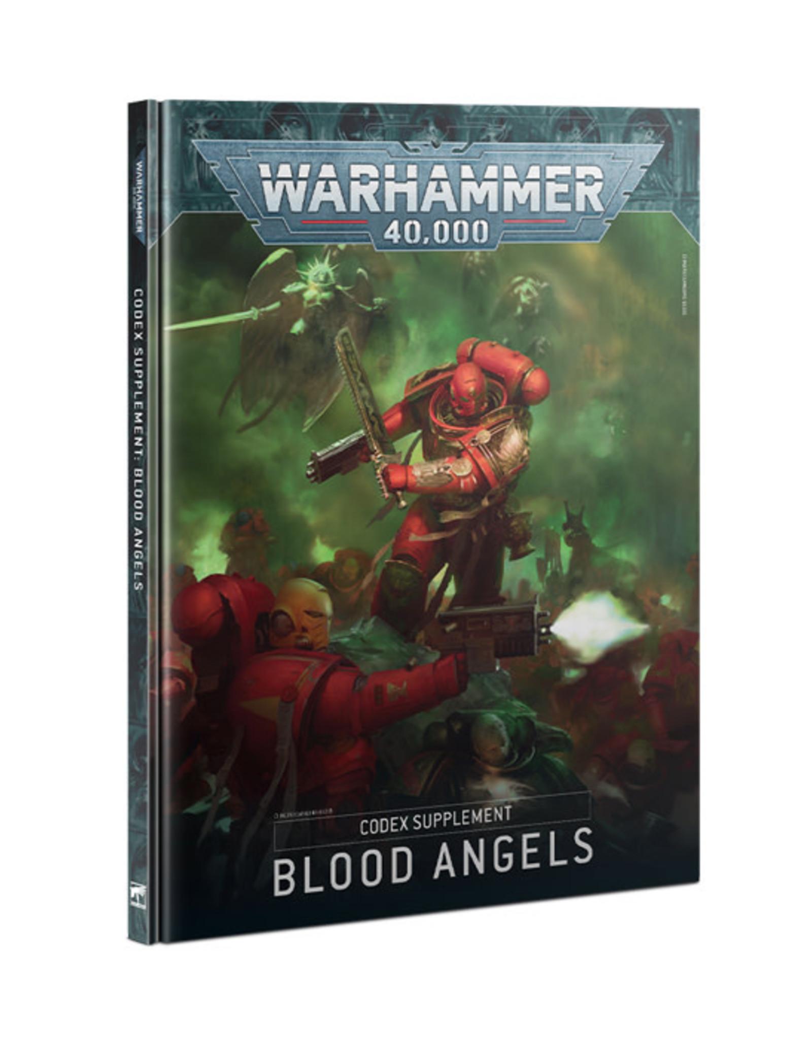 Games Workshop Warhammer 40K: Blood Angels - Codex
