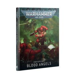 Games Workshop Warhammer 40K: Codex - Blood Angels (Hardcover)