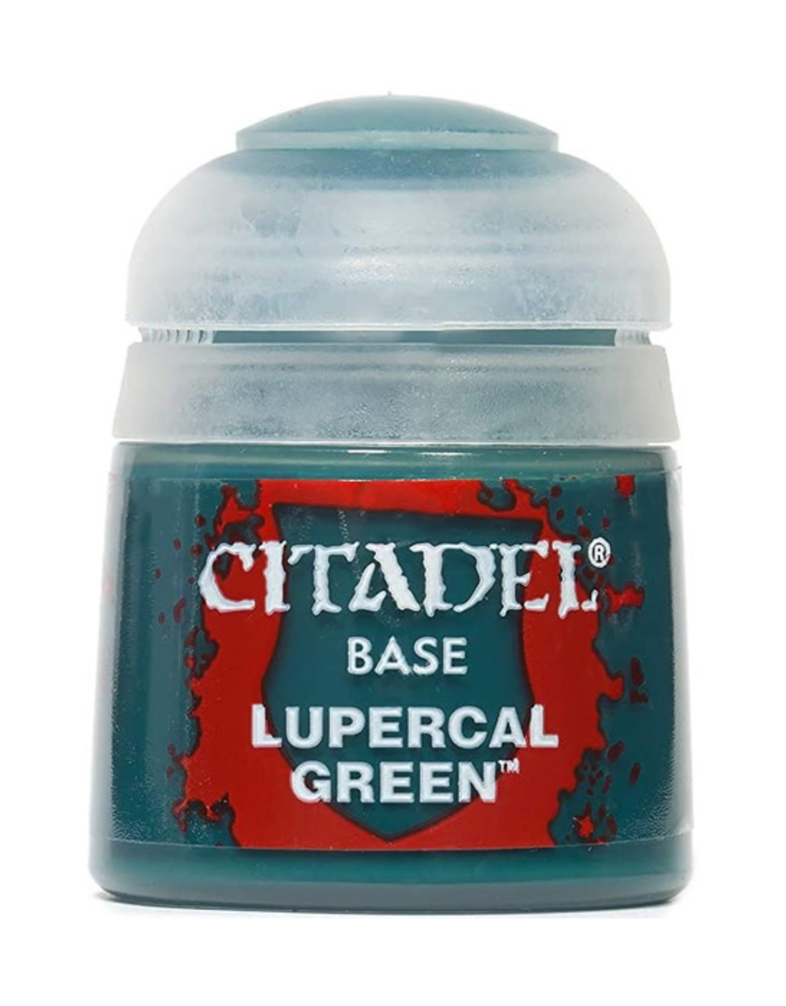 Citadel Citadel Colour: Base - Lupercal Green