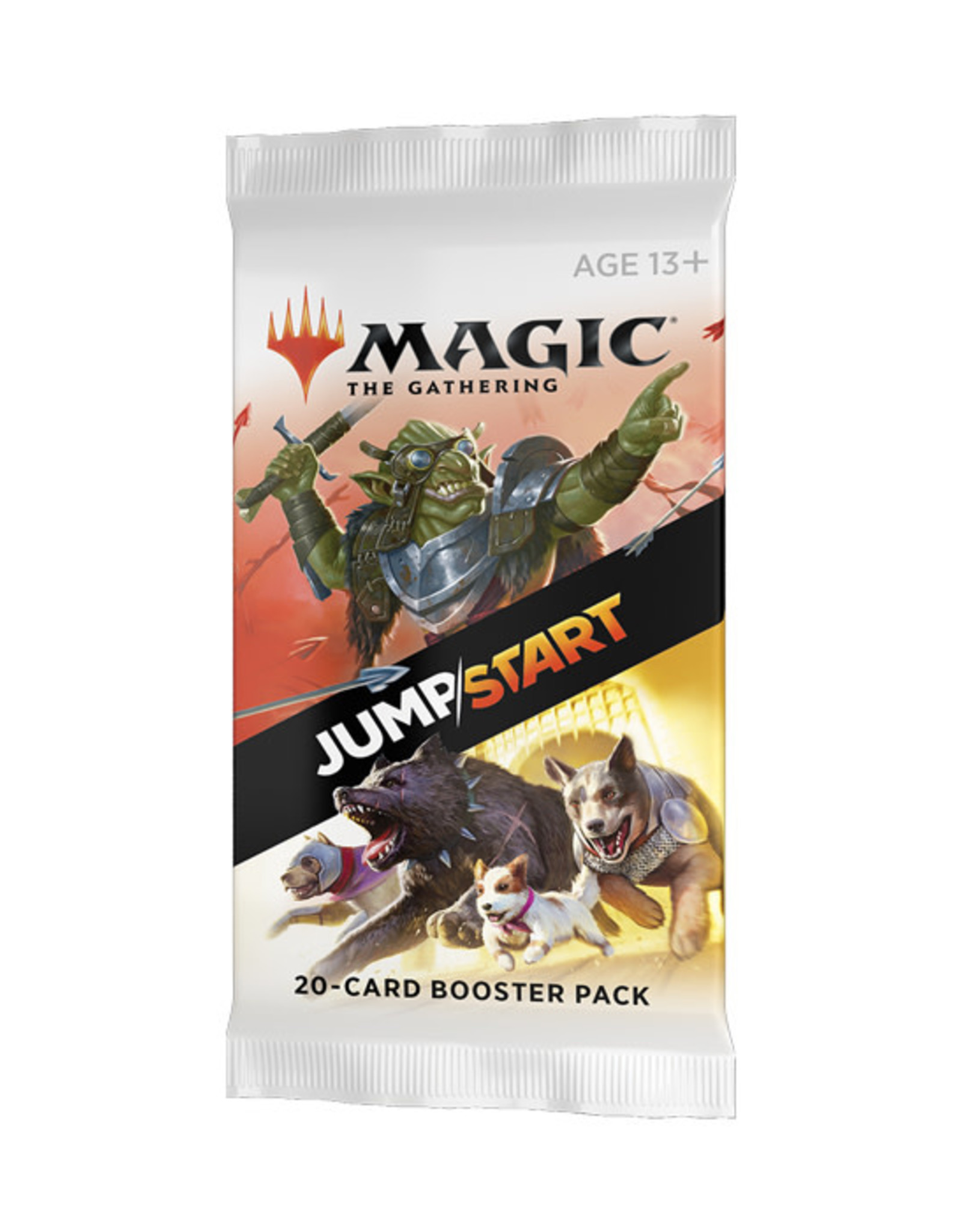 Magic: The Gathering Magic: The Gathering - Jumpstart - Booster Pack