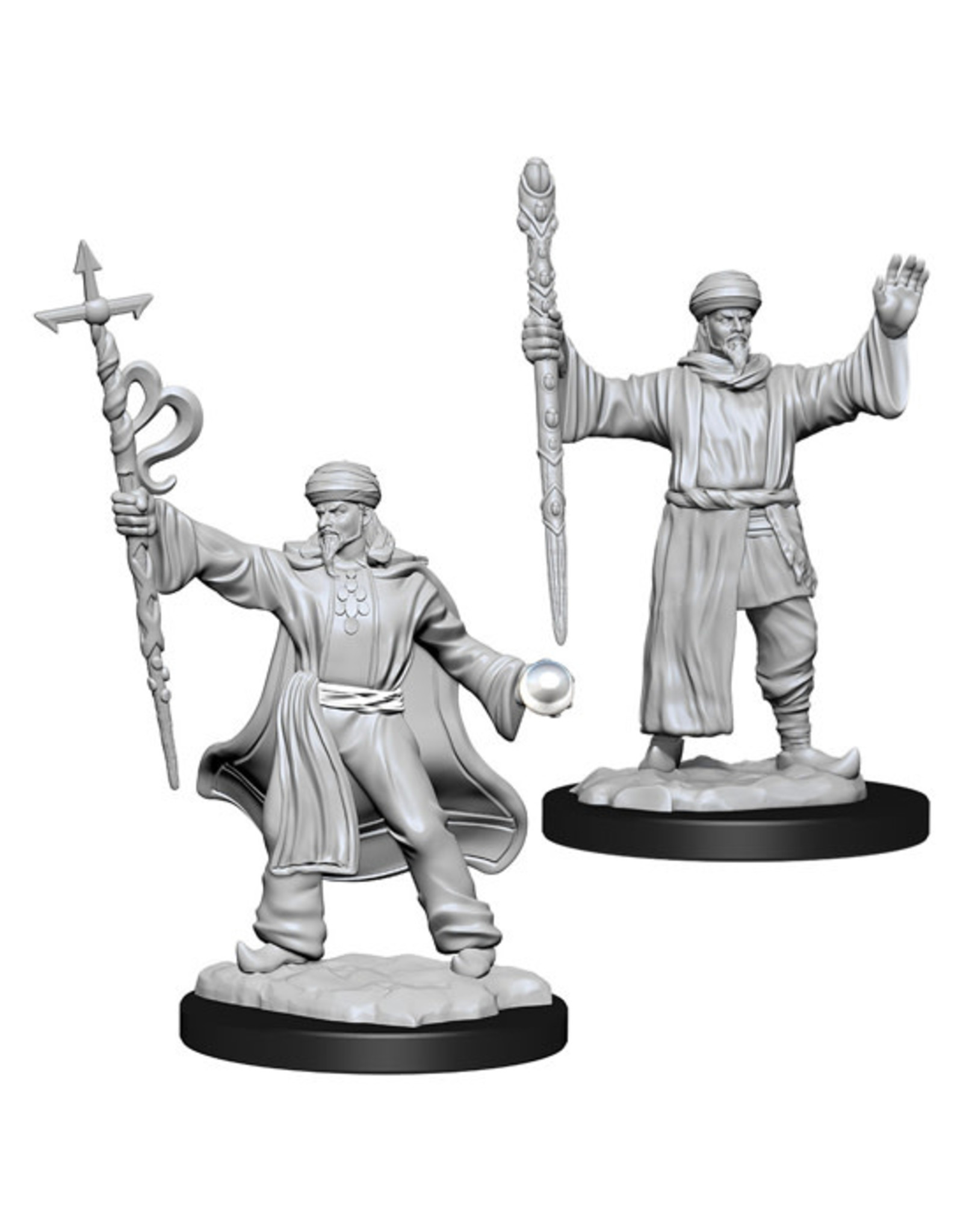 Dungeons & Dragons Dungeons & Dragons: Nolzur's - Human Male Wizard