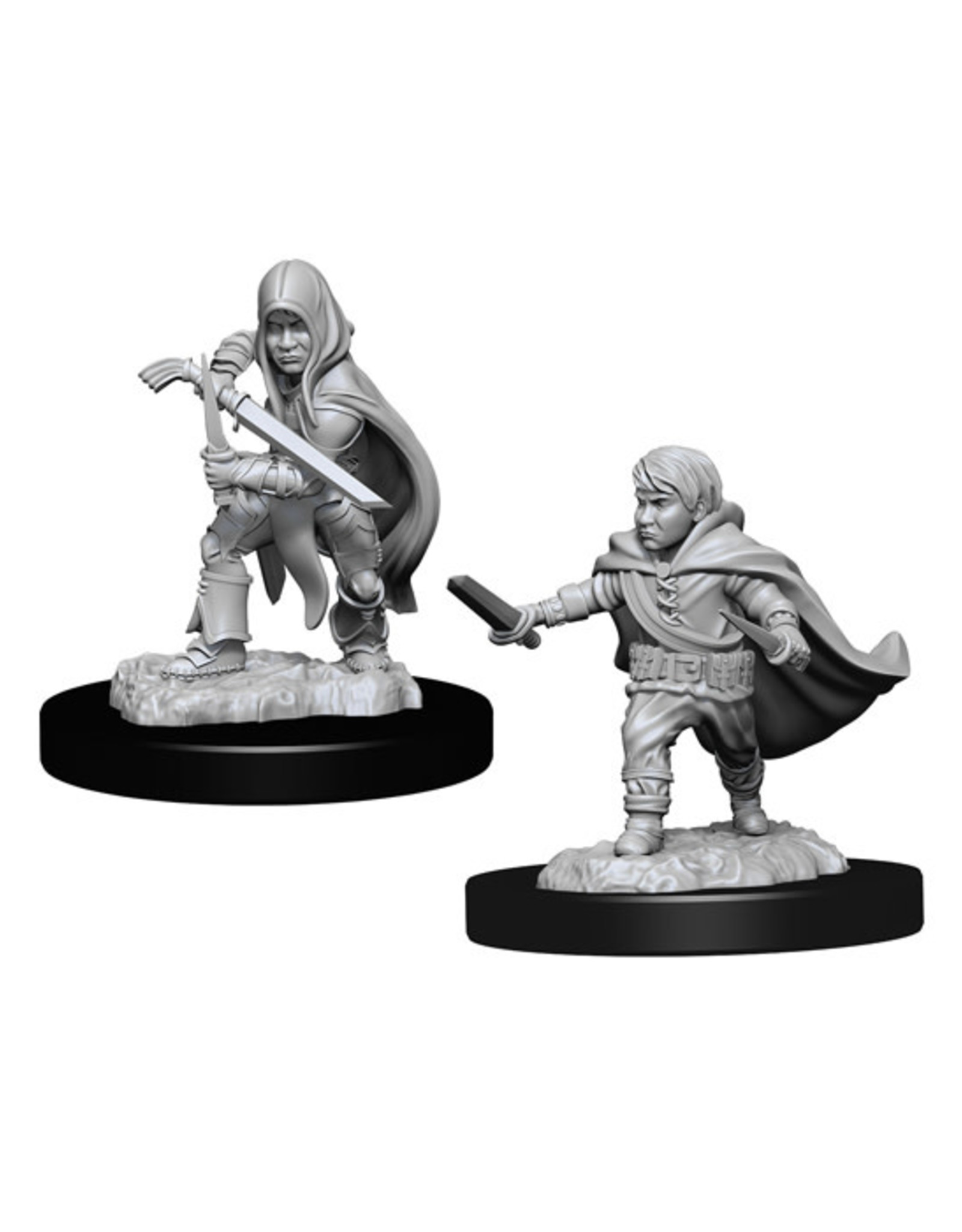 Dungeons & Dragons Dungeons & Dragons: Nolzur's - Halfling Male Rogue