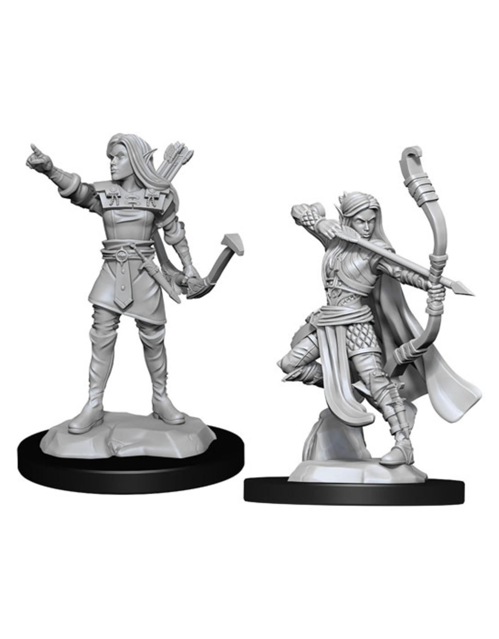 Dungeons & Dragons Dungeons & Dragons: Nolzur's - Elf Female Ranger