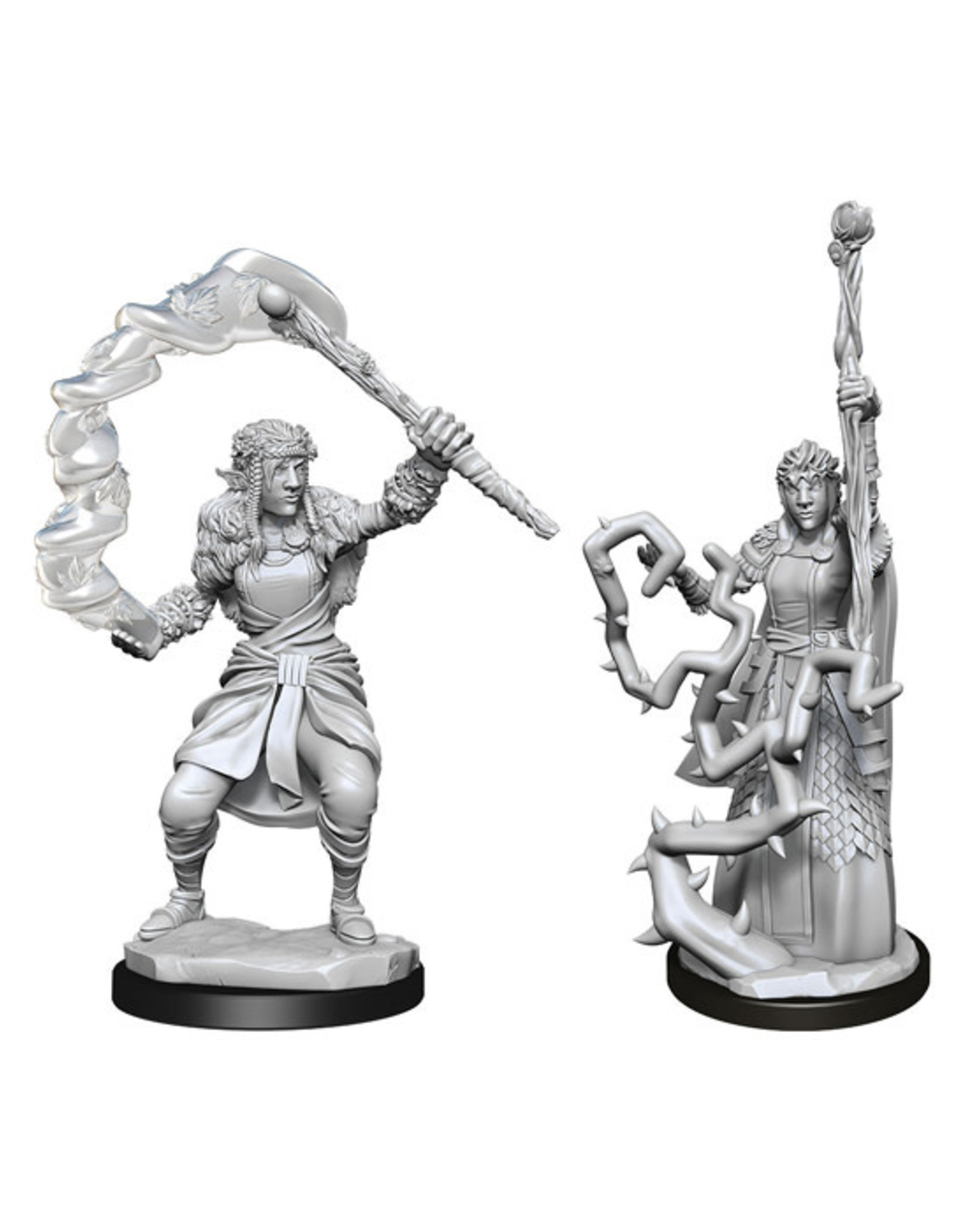 Dungeons & Dragons Dungeons & Dragons: Nolzur's - Firbolg Female Druid