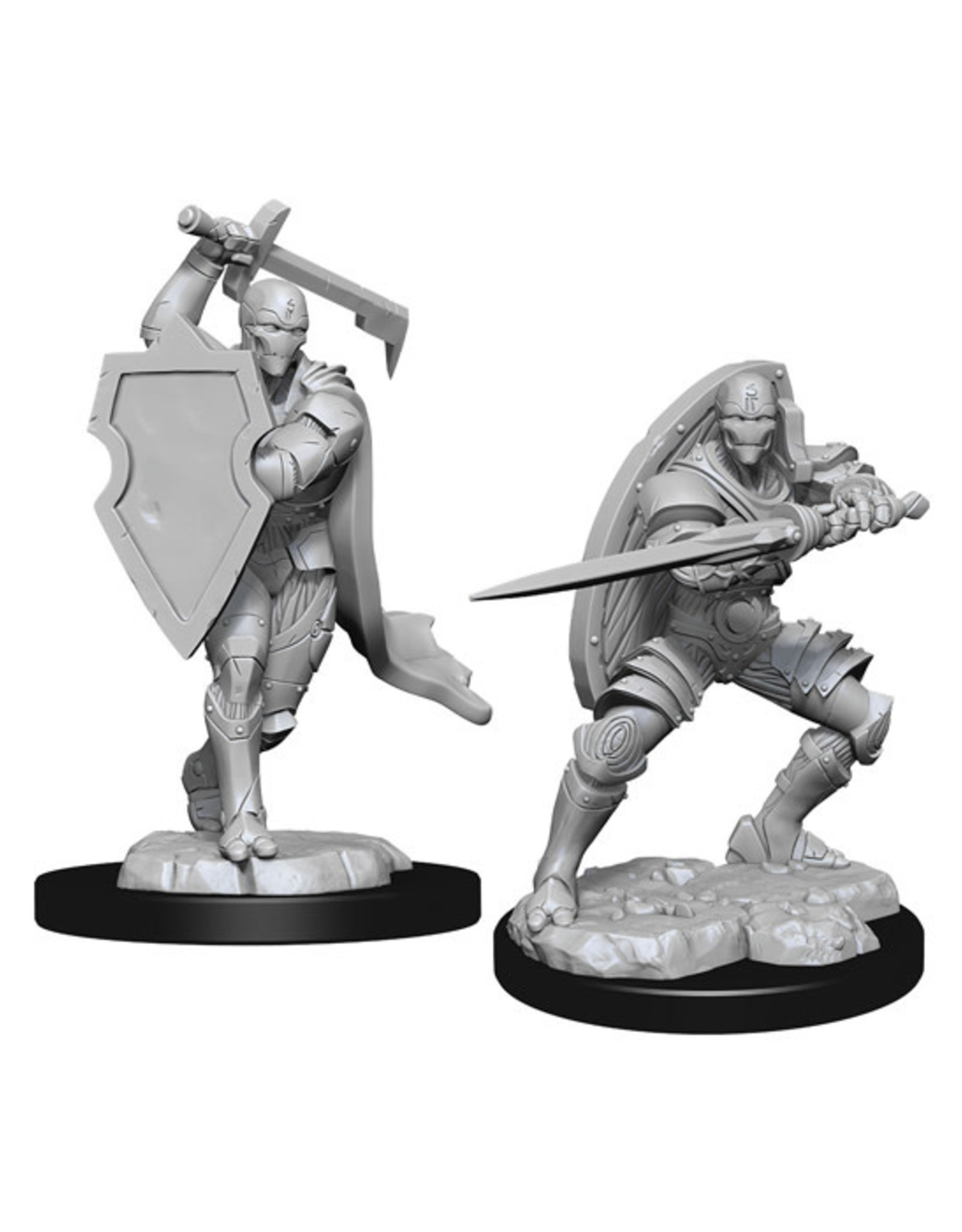 Dungeons & Dragons Dungeons & Dragons: Nolzur's - Warforged Male Fighter