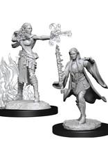 Dungeons & Dragons Dungeons & Dragons: Nolzur's - Multiclass Female Sorcerer + Warlock