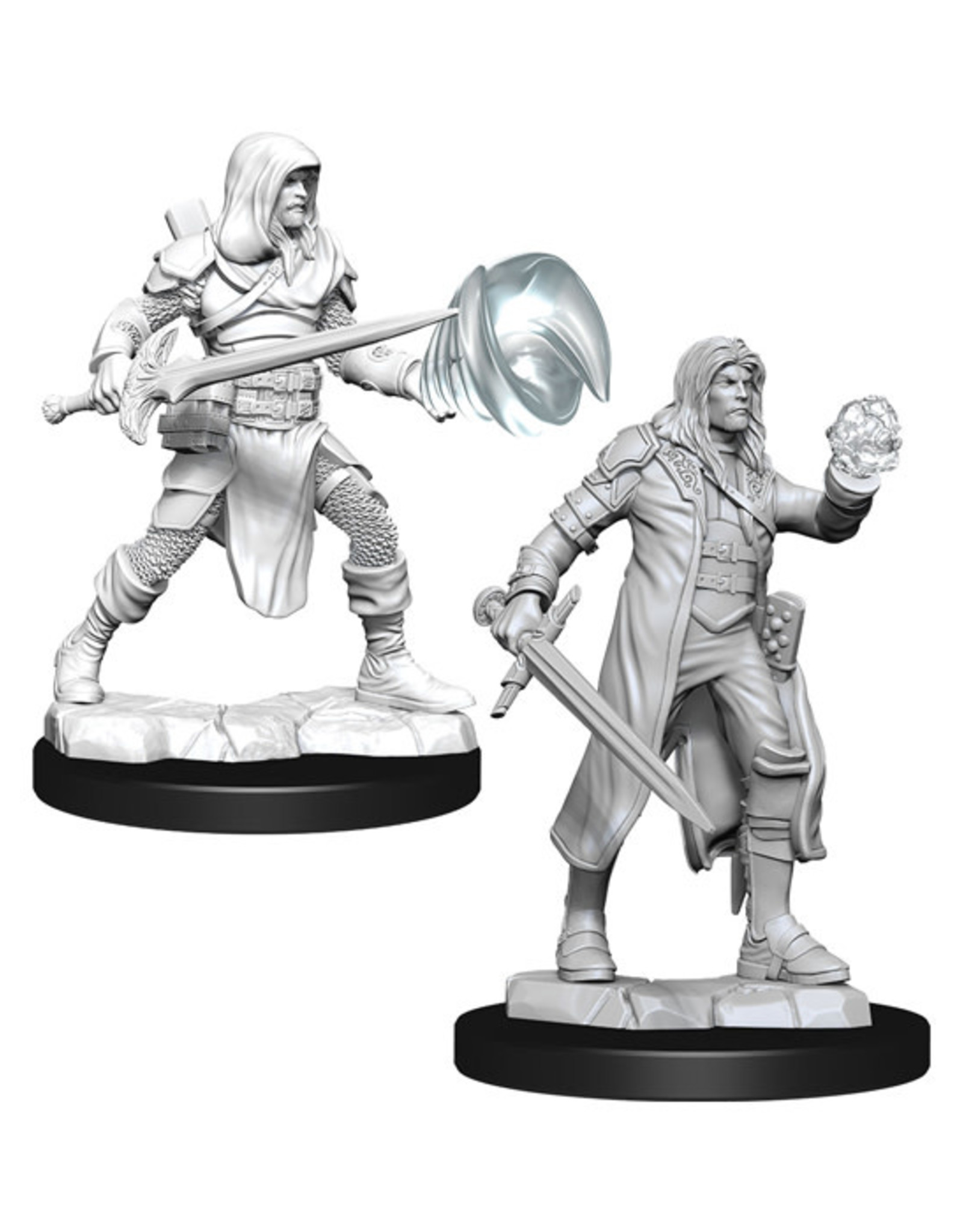 Dungeons & Dragons Dungeons & Dragons: Nolzur's - Multiclass Male Fighter + Warlock