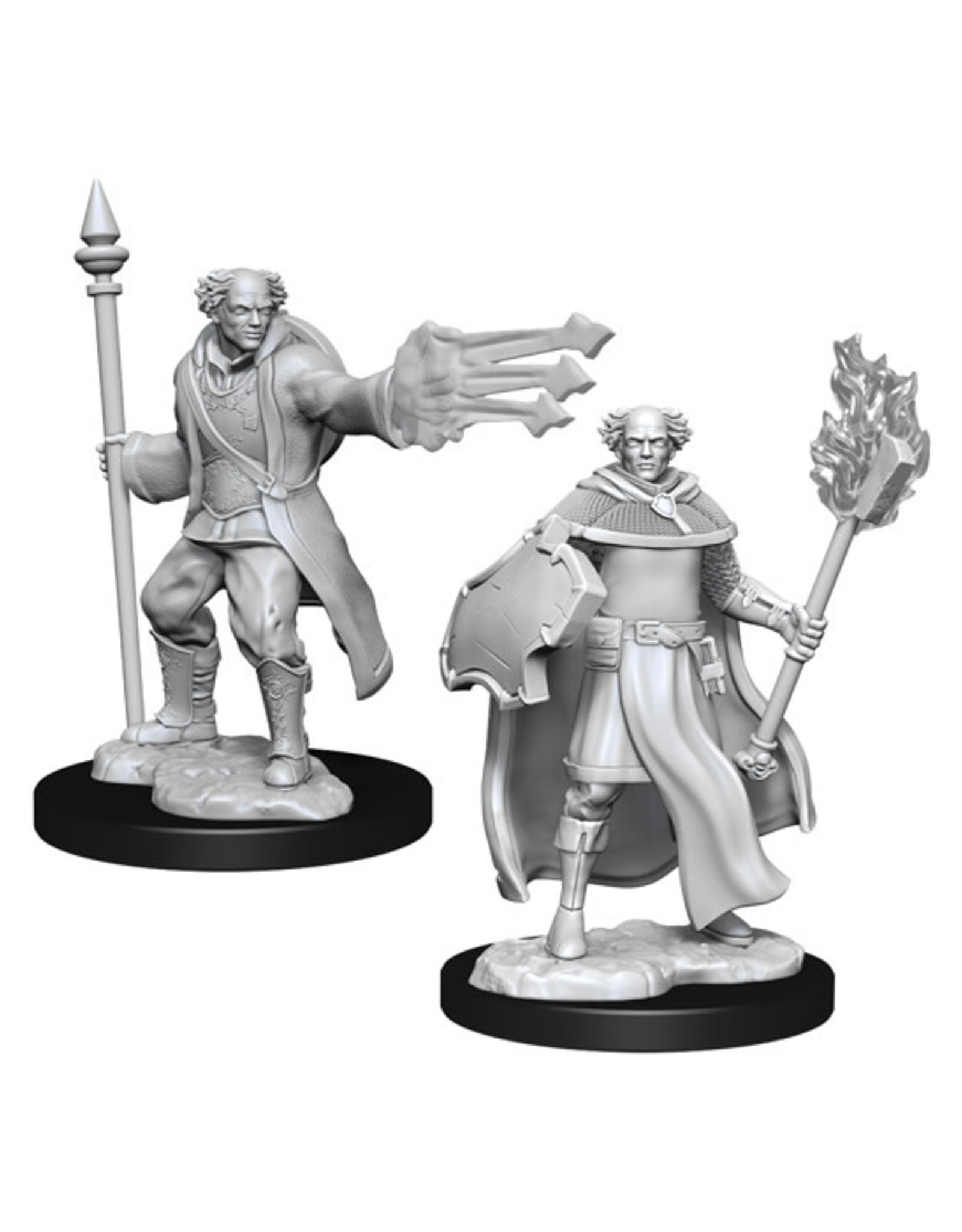 Dungeons & Dragons Dungeons & Dragons: Nolzur's - Multiclass Male  Cleric + Wizard