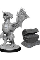 Dungeons & Dragons Dungeons & Dragons: Nolzur's - Bronze Dragon Wyrmling & Pile of  Sea Found Treasure