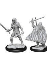 Pathfinder Pathfinder Battles: Deep Cuts - Elf Male Fighter