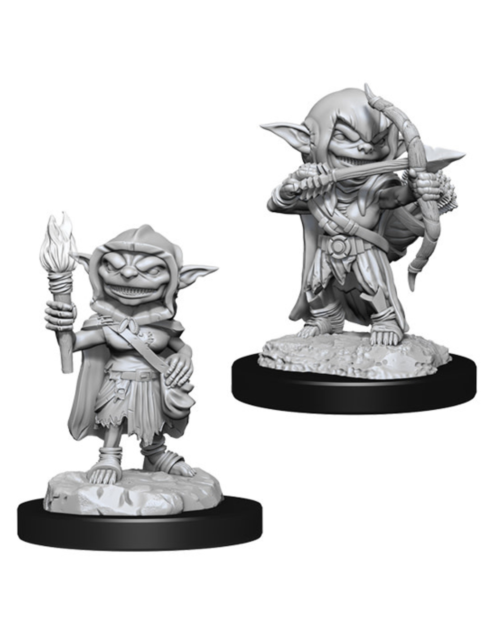 Pathfinder Pathfinder Battles: Deep Cuts - Goblin Female Rogue