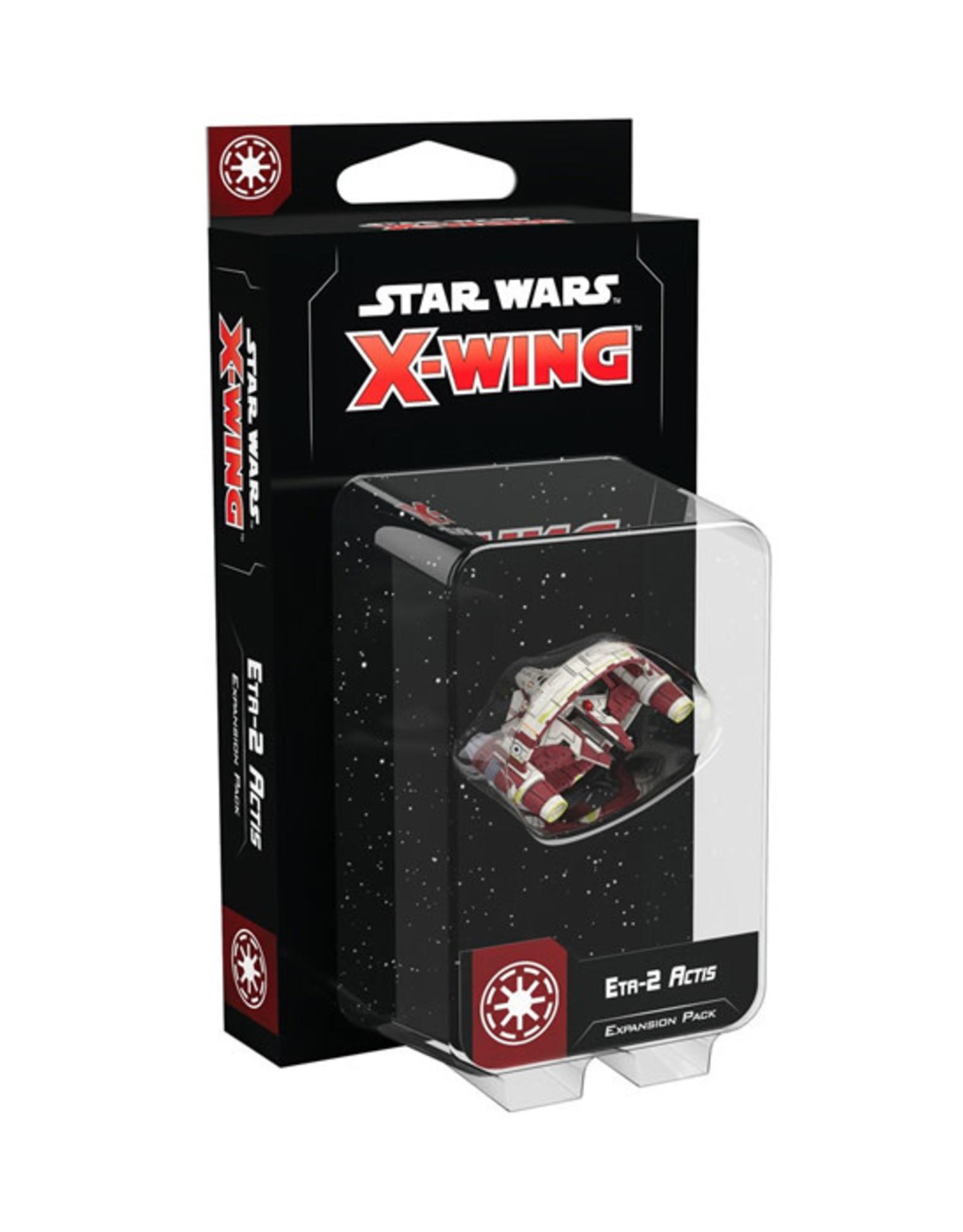 Fantasy Flight Games Star Wars: X-Wing - 2nd Edition - Eta-2 Actis