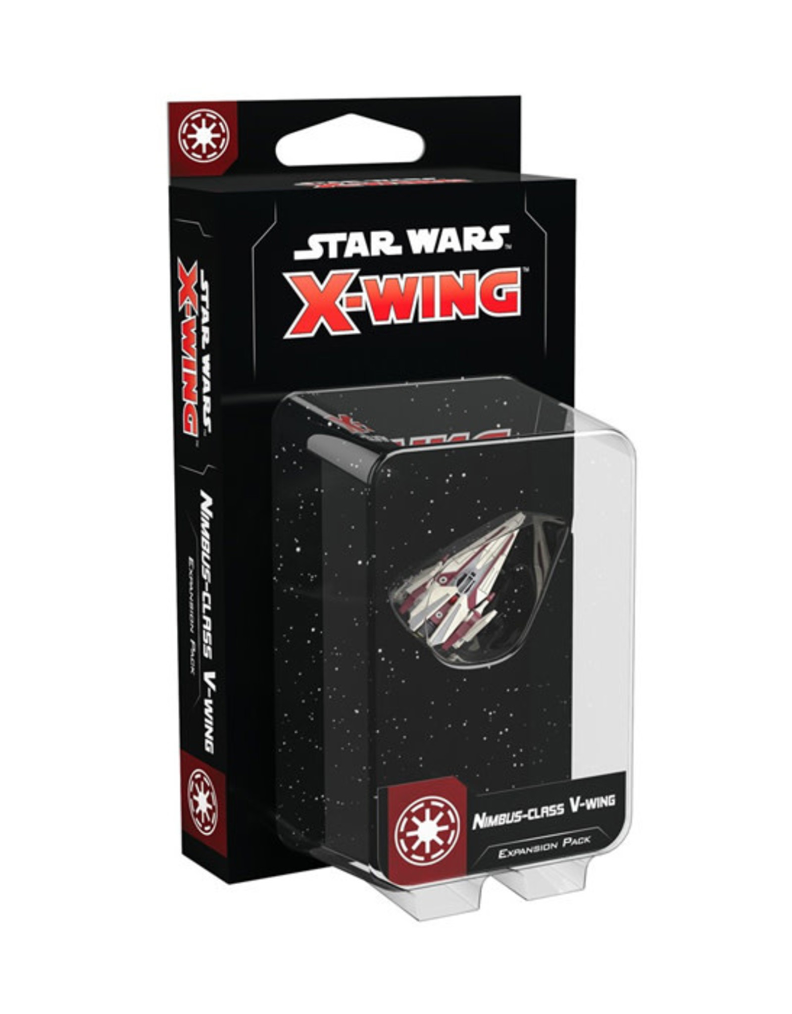 Fantasy Flight Games Star Wars: X-Wing - 2nd Edition - Nimbus-class V-wing