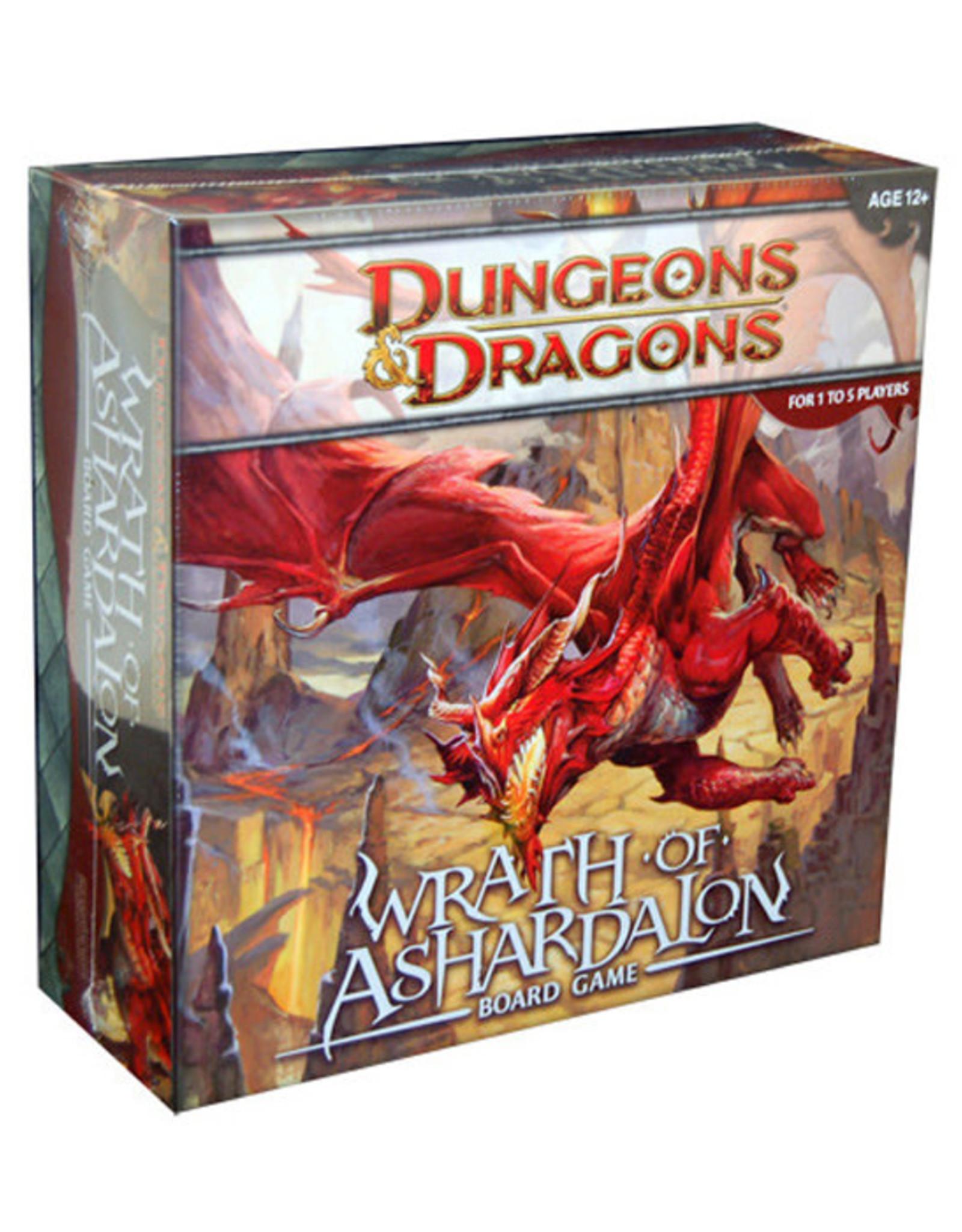 Dungeons & Dragons Dungeons & Dragons: Wrath of Ashardalon Board Game