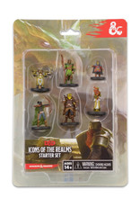 Dungeons & Dragons Dungeons & Dragons: Icons of the Realms - Starter Set