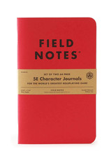 Field Notes: 5E Character Journal (2)