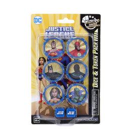 WizKids HeroClix: Justice League Unlimited - Dice & Token Pack
