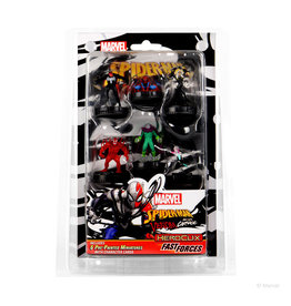 WizKids HeroClix: Spider-Man and Venom Absolute Carnage - Fast Forces