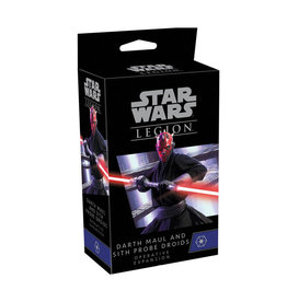 Fantasy Flight Games Star Wars: Legion - Darth Maul and Sith Probe Droids