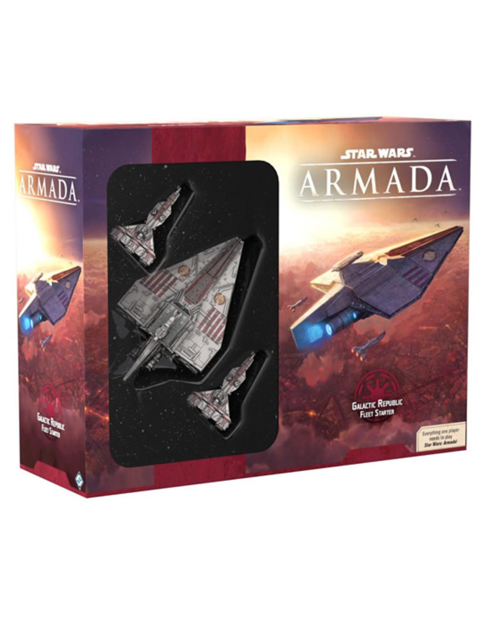 Fantasy Flight Games Star Wars: Armada - Starter - Galactic Republic Fleet