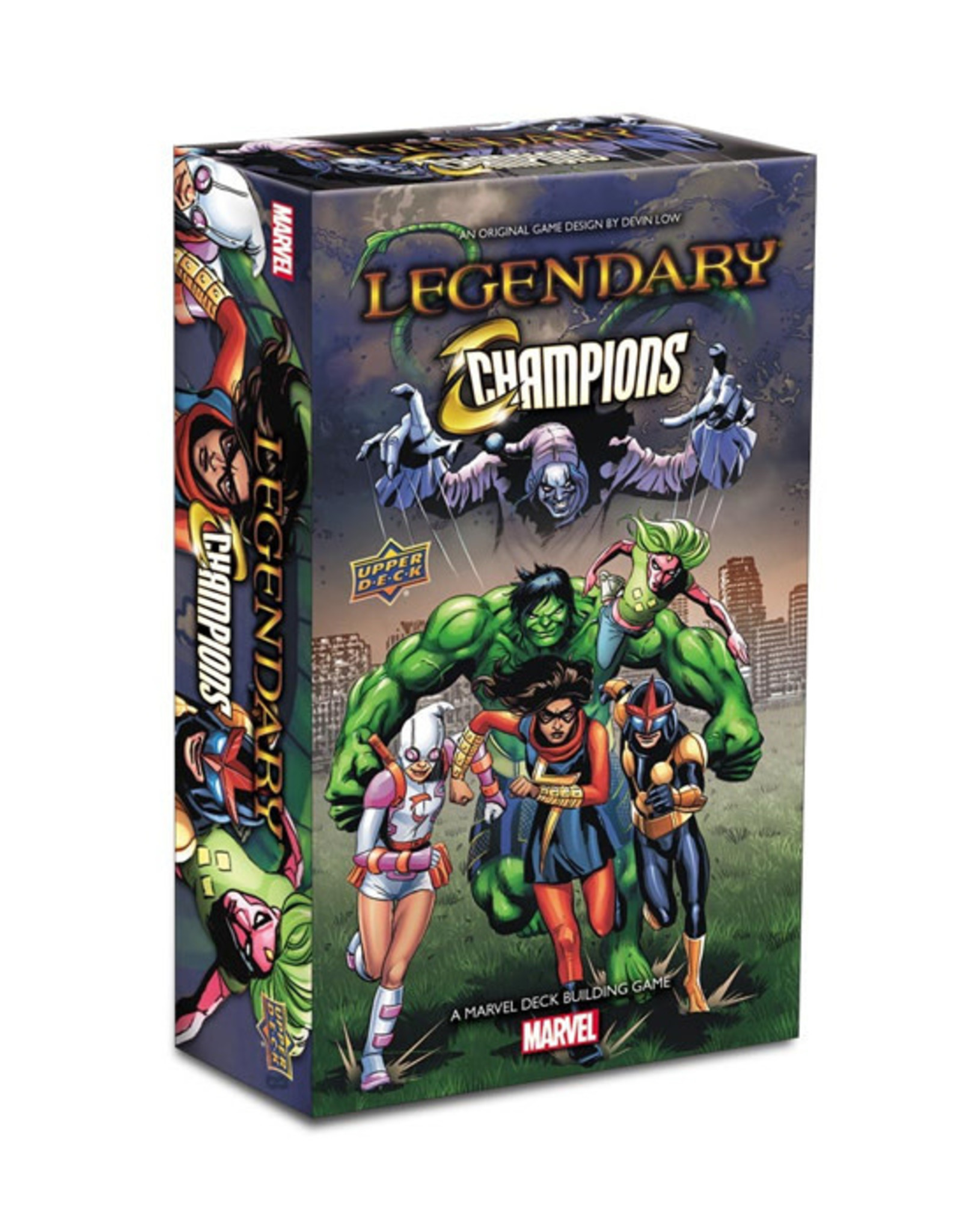 Legendary: Marvel - Champions Expansion