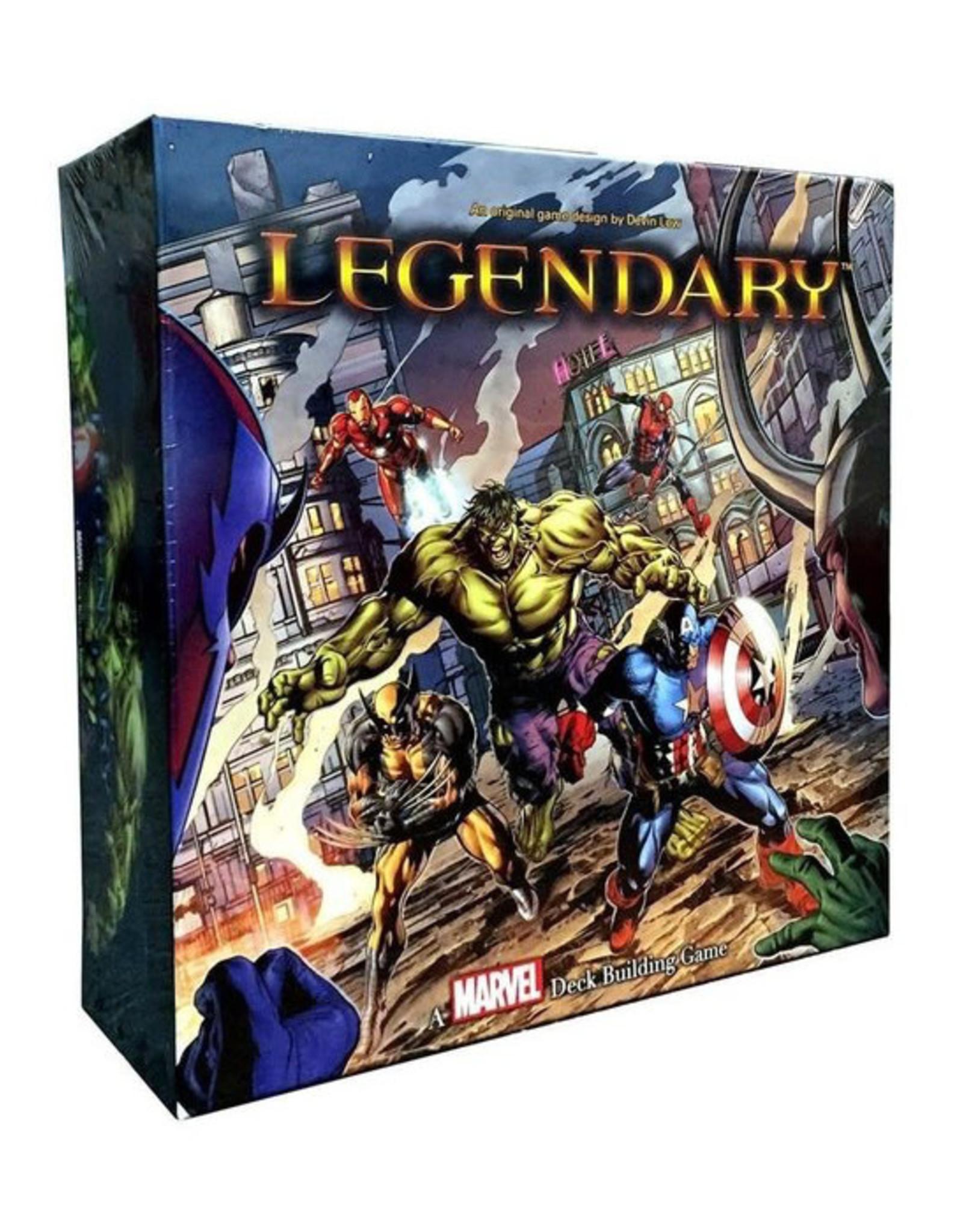 Legendary: Marvel - Core