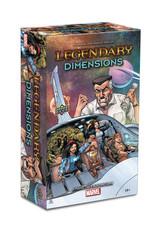 Legendary: Marvel - Dimensions