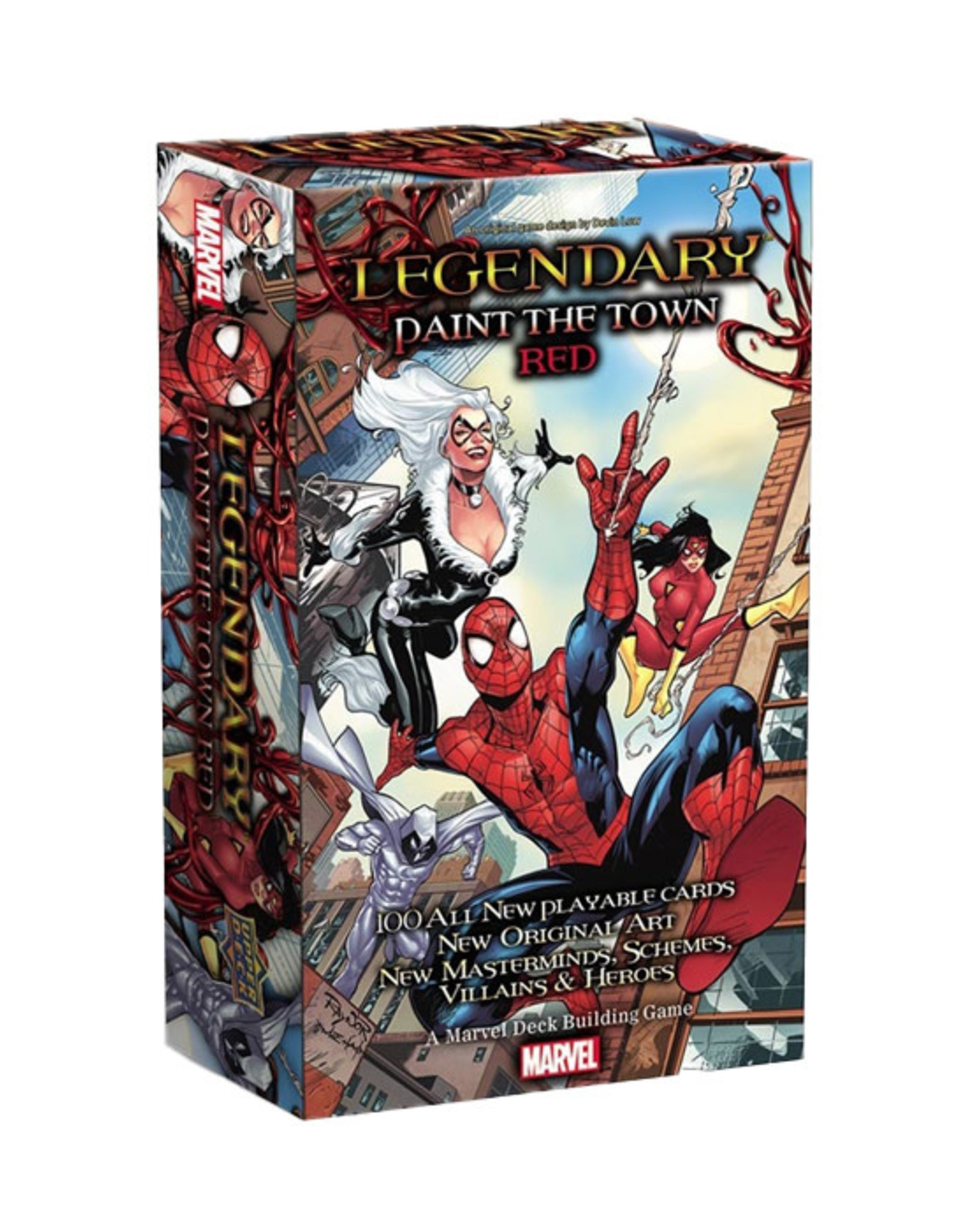 Legendary: Marvel - Paint the Town Red