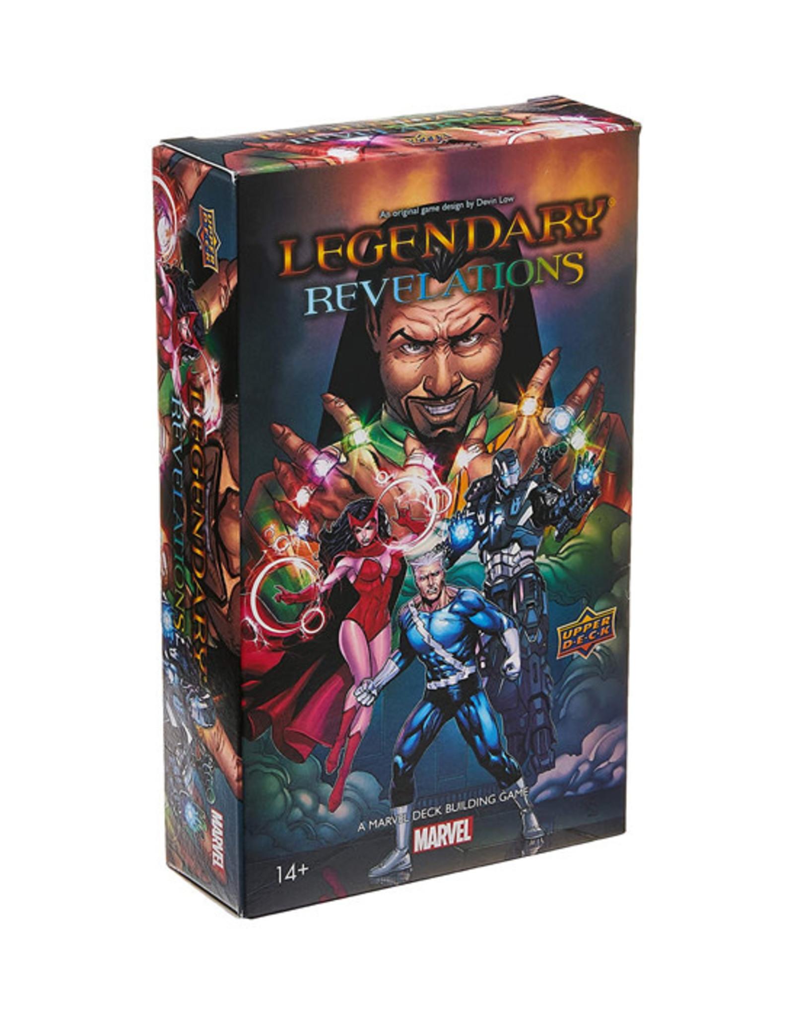 Legendary: Marvel - Revelations