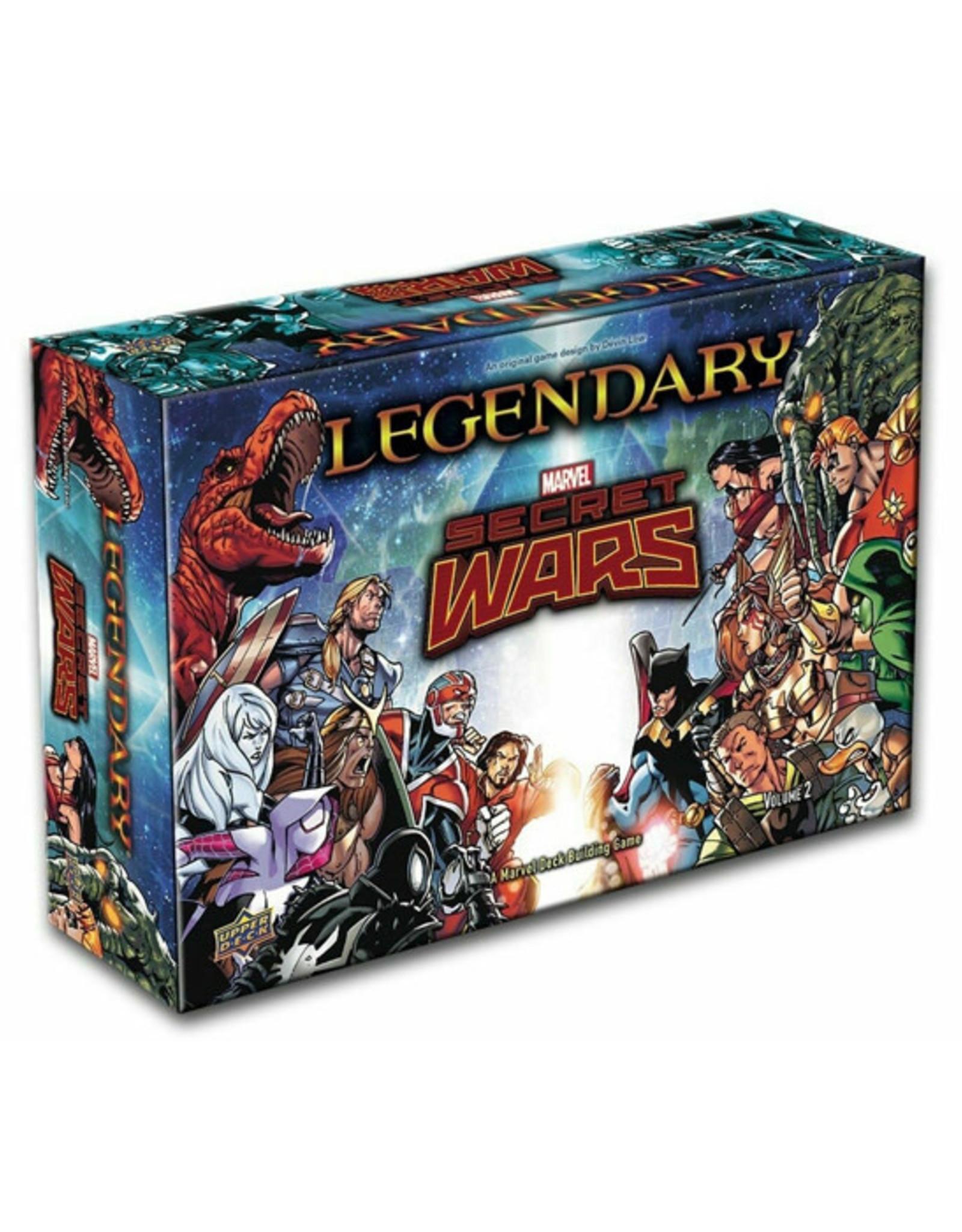 Legendary: Marvel - Secret Wars - Volume 2